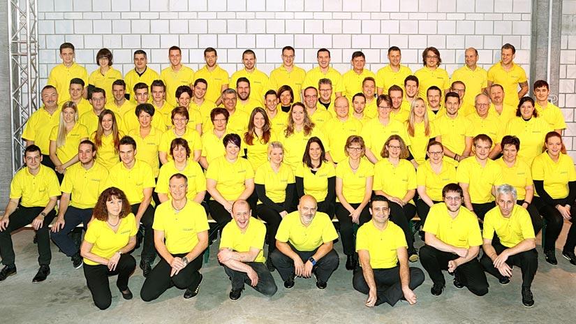 Mitarbeiter der Firma Talus
