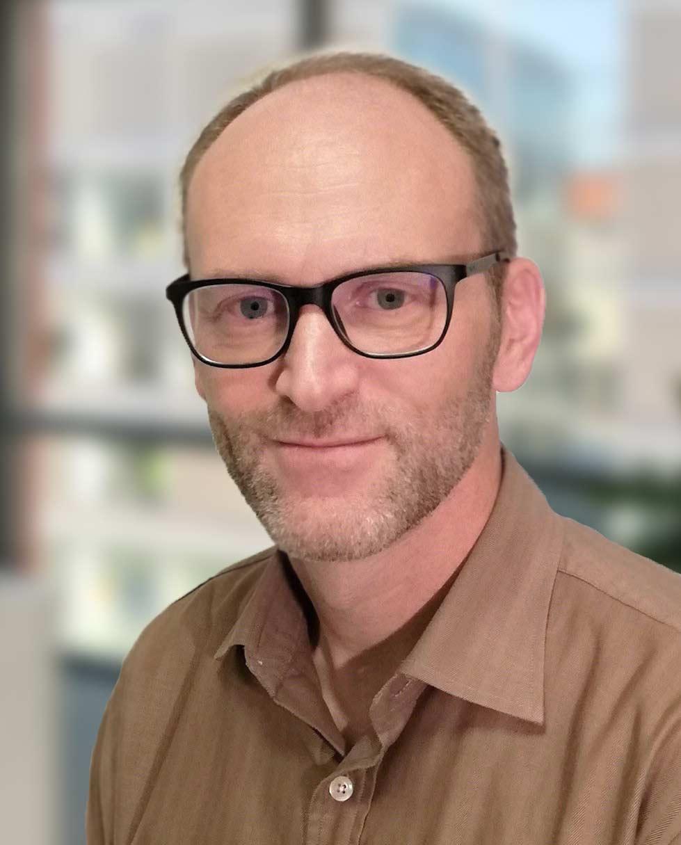 Thomas Weber, Leitung IT und Gesamtschulleiter Schule Muri
